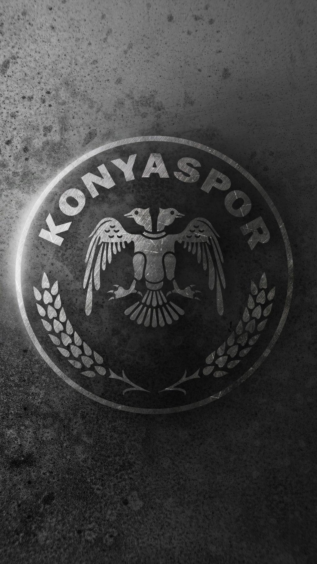 Konyaspor Logo Wallpaper By Kerimov23 On DeviantArt