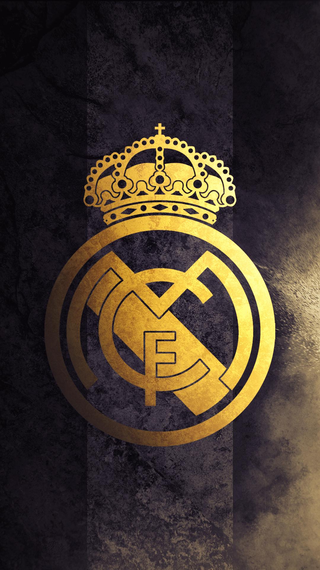 Real Madrid Logo Wallpaper By Kerimov23 On Deviantart