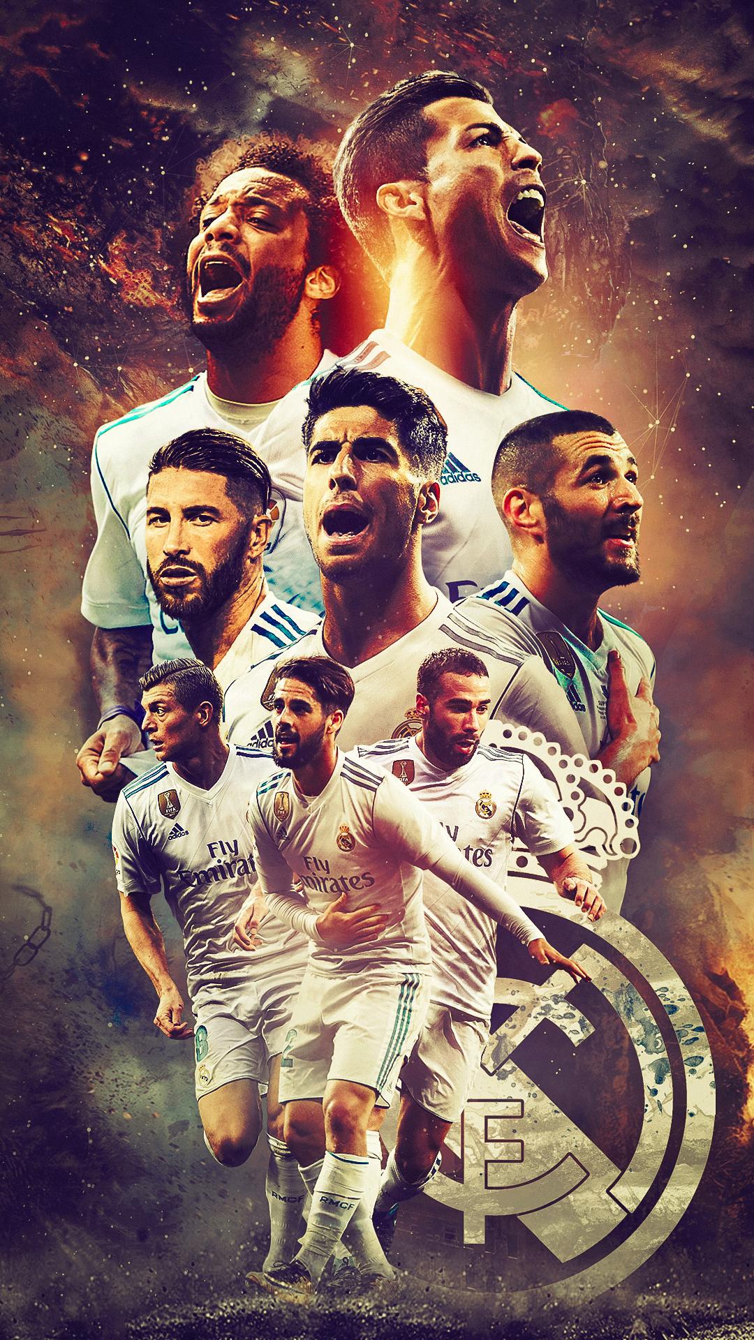 Real Madrid - HD Wallpaper by Kerimov23 on DeviantArt