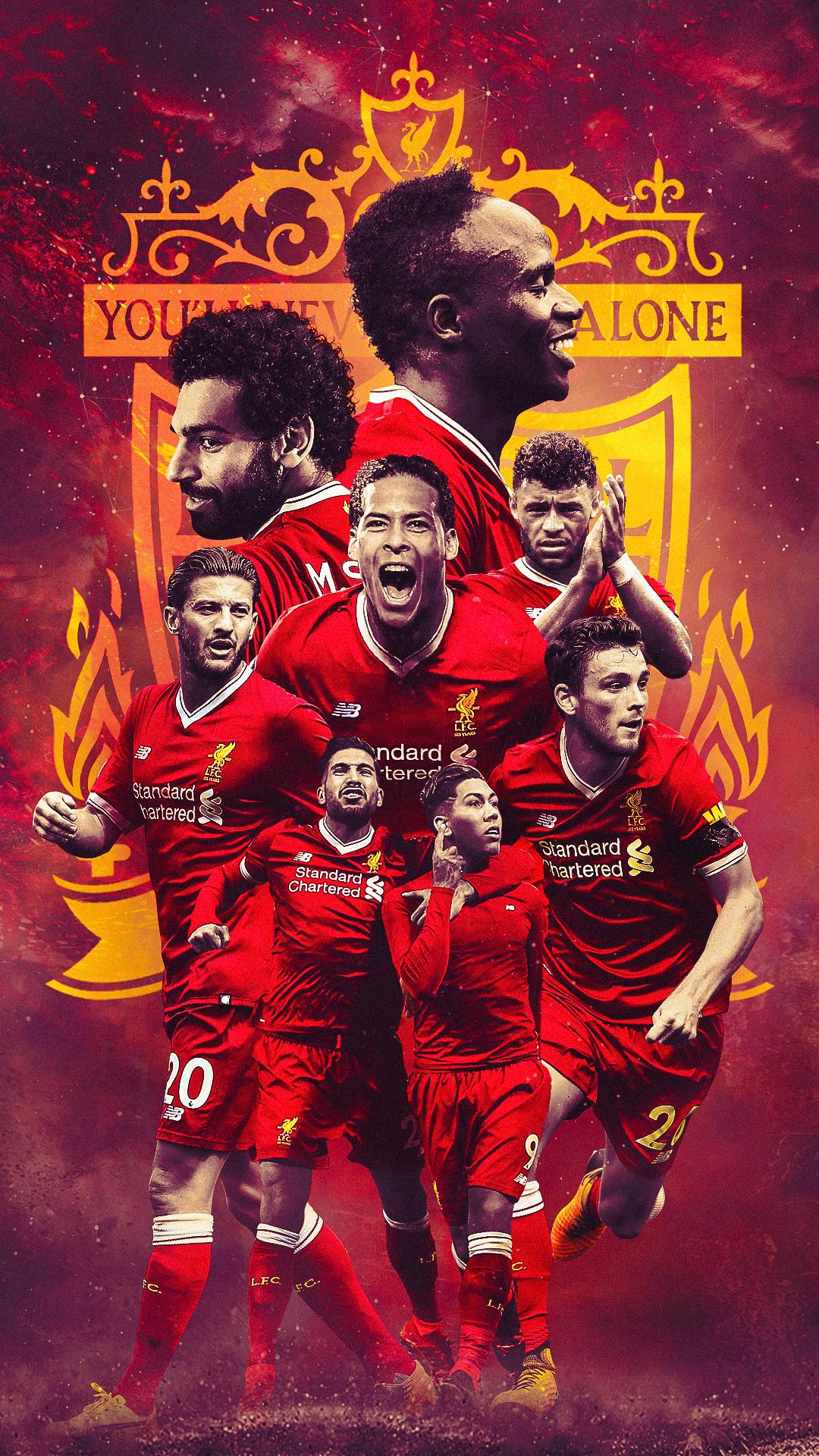Liverpool - HD Wallpaper by Kerimov23 on DeviantArt