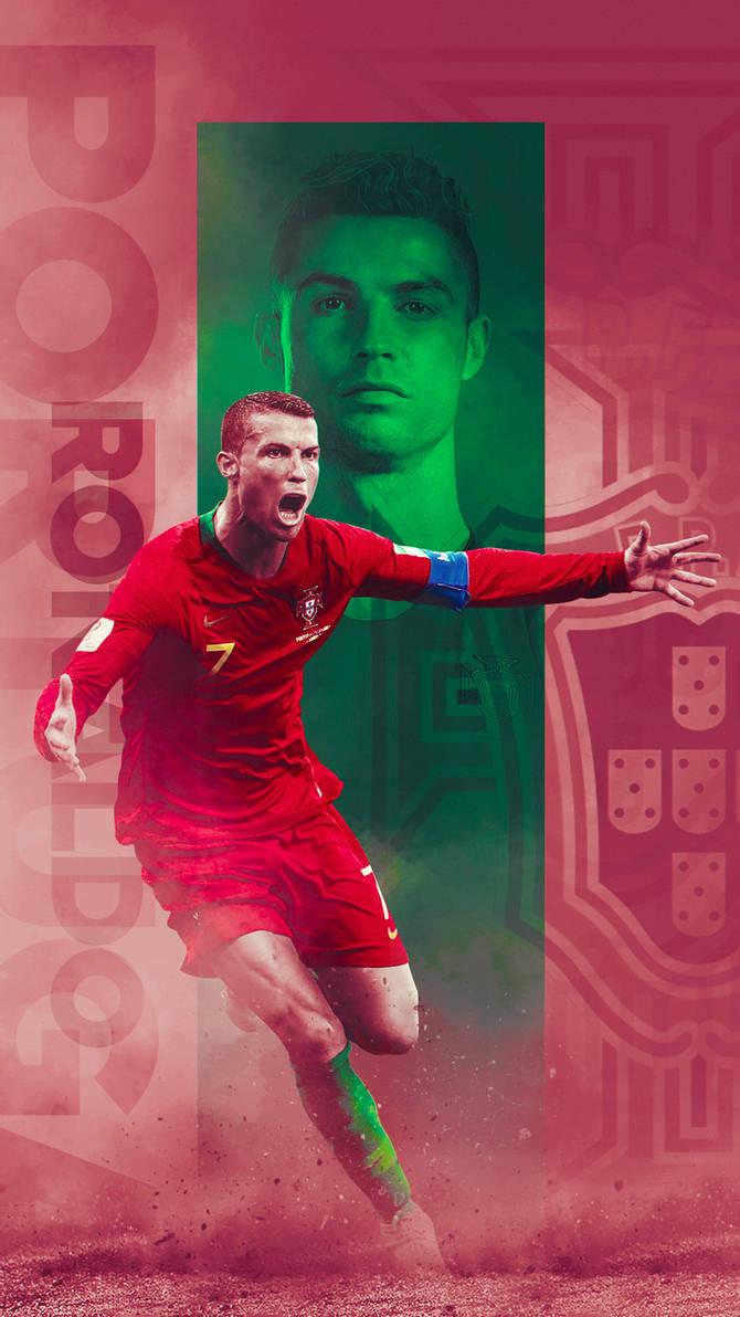 Cristiano Ronaldo Portugal Wallpaper By Kerimov23 On Deviantart