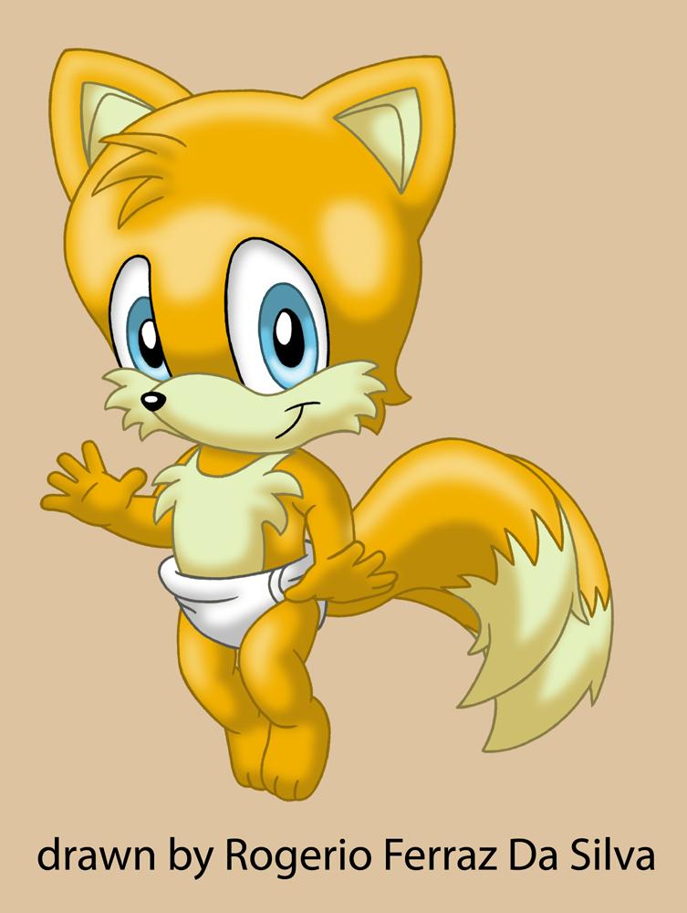 Baby Tails by rogferraz on DeviantArt
