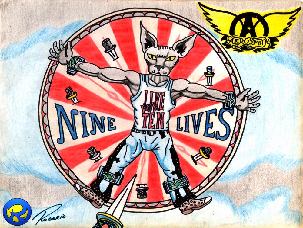 Nine Lives Aerosmith album - Wikipedia