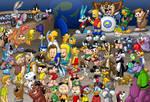 Cartoons Party