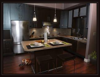 Photorealistic Interior by ZeroPointPolygon