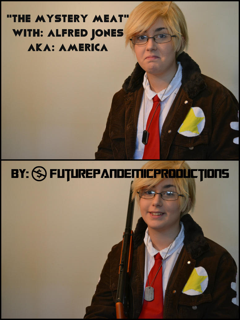 APH: America :The Mystery Meat: by Ki-sempai