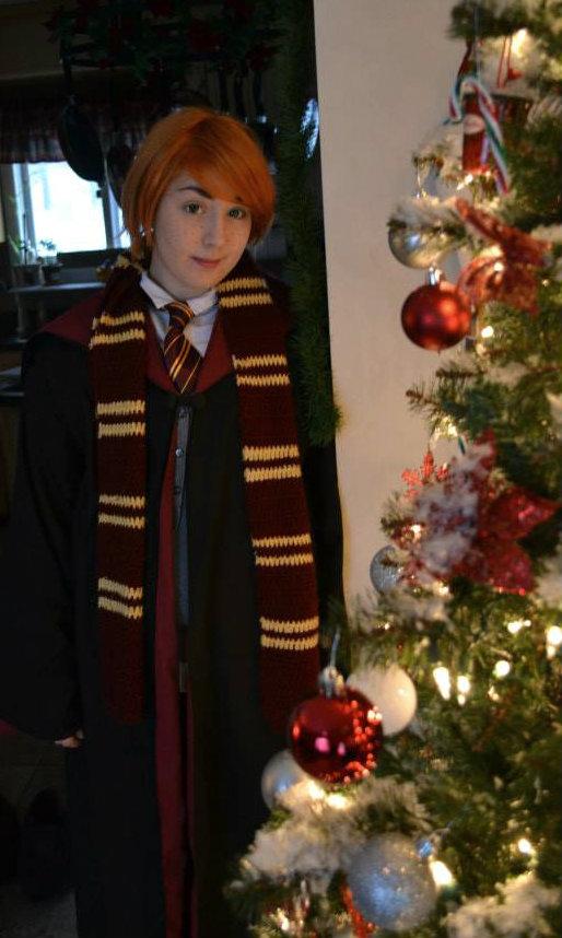 Ron Weasley Merry Christmas by Ki-sempai