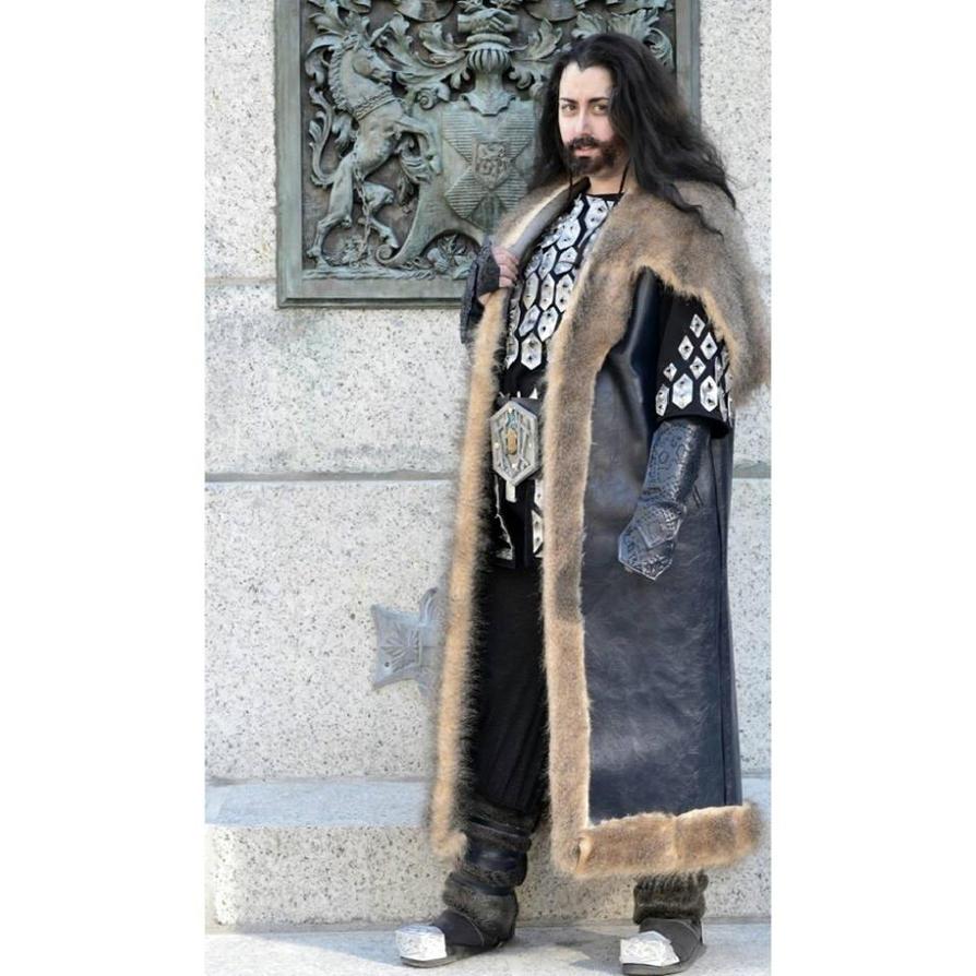 Thorin Cosplay by Ki-sempai