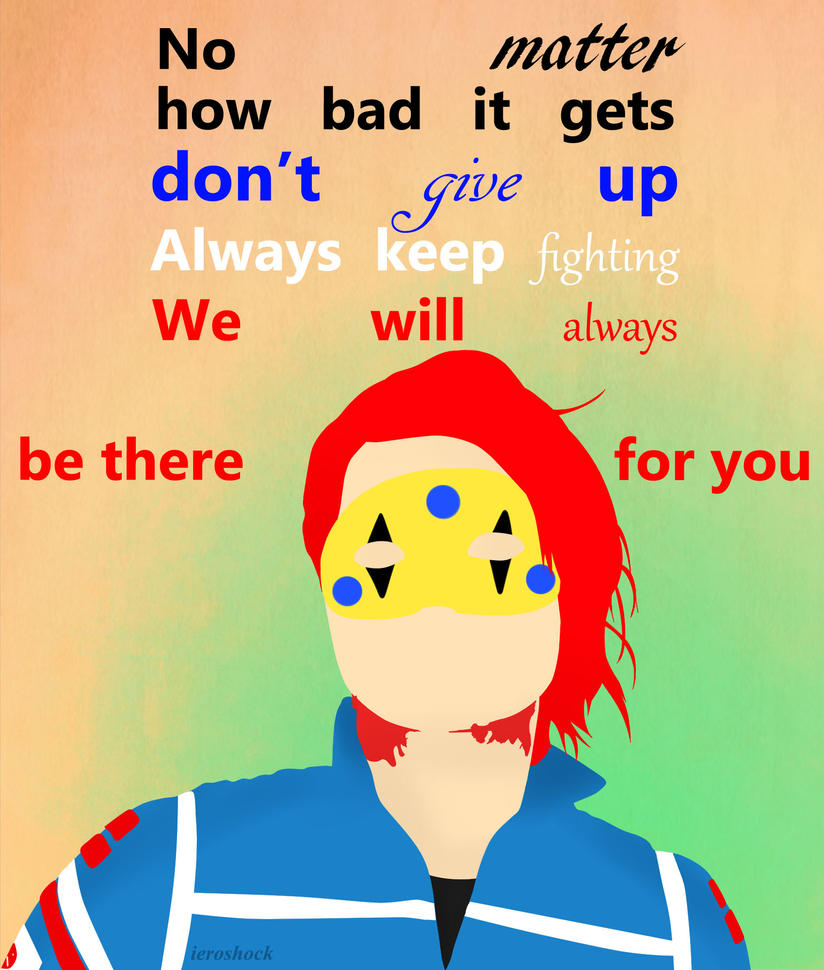 Quotes About Love Relationships: We Will Always Be There For You By Ieroshock On DeviantART