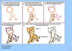 MS PAINT: Cat Tutorial