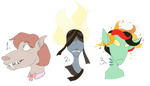hybrid monster adopts(open) by fucket-bucket