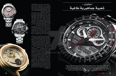 magazine Layout Design 8