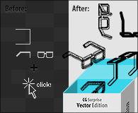 CG Surprise! Vector Edition