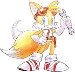 Tails The Fox Boom