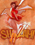 Mary Marvel: SHAZAM