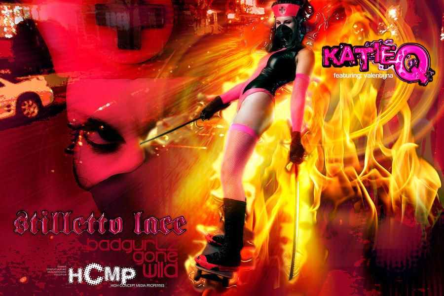 KATIE Q by synthetikxs