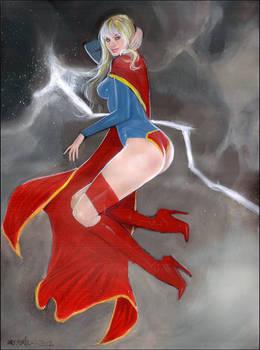 SUPERGIRL [new costume v1]