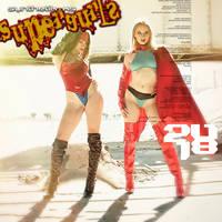 Moar Supergurlz by synthetikxs