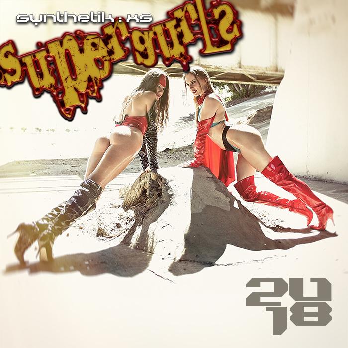 supergurlz riley vs Diva by synthetikxs
