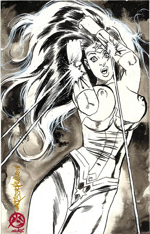 Wonder-woman-nipple Slip-fanservice.part2 Beachum by synthetikxs