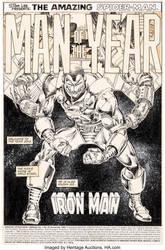 Iron-man-2020 beachum / wiacek waywayback machine