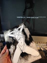 moar vampirella [ink warm up]
