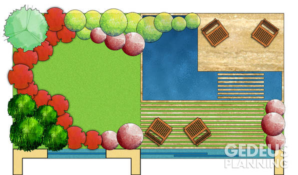 Small garden design II