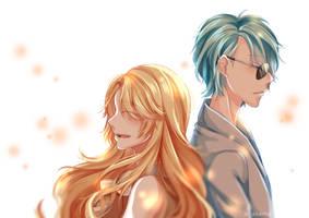 Mystic Messenger: I love you by AriaAizen