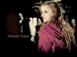 Hermione Granger by JudyDepp