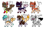 Unlimited Feline Breedables I - closed for now by Lexpectations