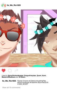 That One Summer - Silly Purikura