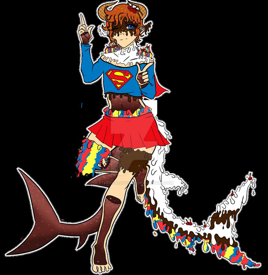 Super SharkCake MYO (flat)