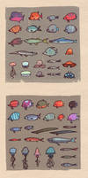 Sealife concepts.