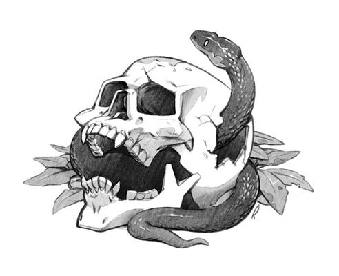 Skullchops