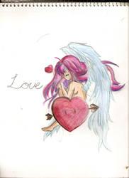 Little angel of love