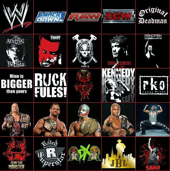 Wwe Logo By Antmrox On Deviantart