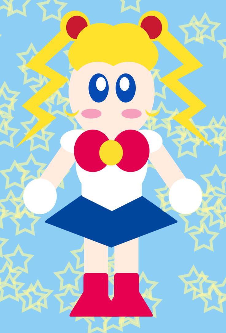 Sailor Moon Chibi by nicegirl97