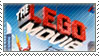 (Request) The Lego Movie fan stamp by nicegirl97