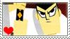 (Request) Samurai Jack fan stamp by nicegirl97
