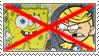 (Request) Anti- Spongebob x Lola Loud by nicegirl97