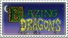 (Request) Blazing Dragons fan stamp by nicegirl97