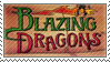 (Request) Blazing Dragons game fan stamp by nicegirl97