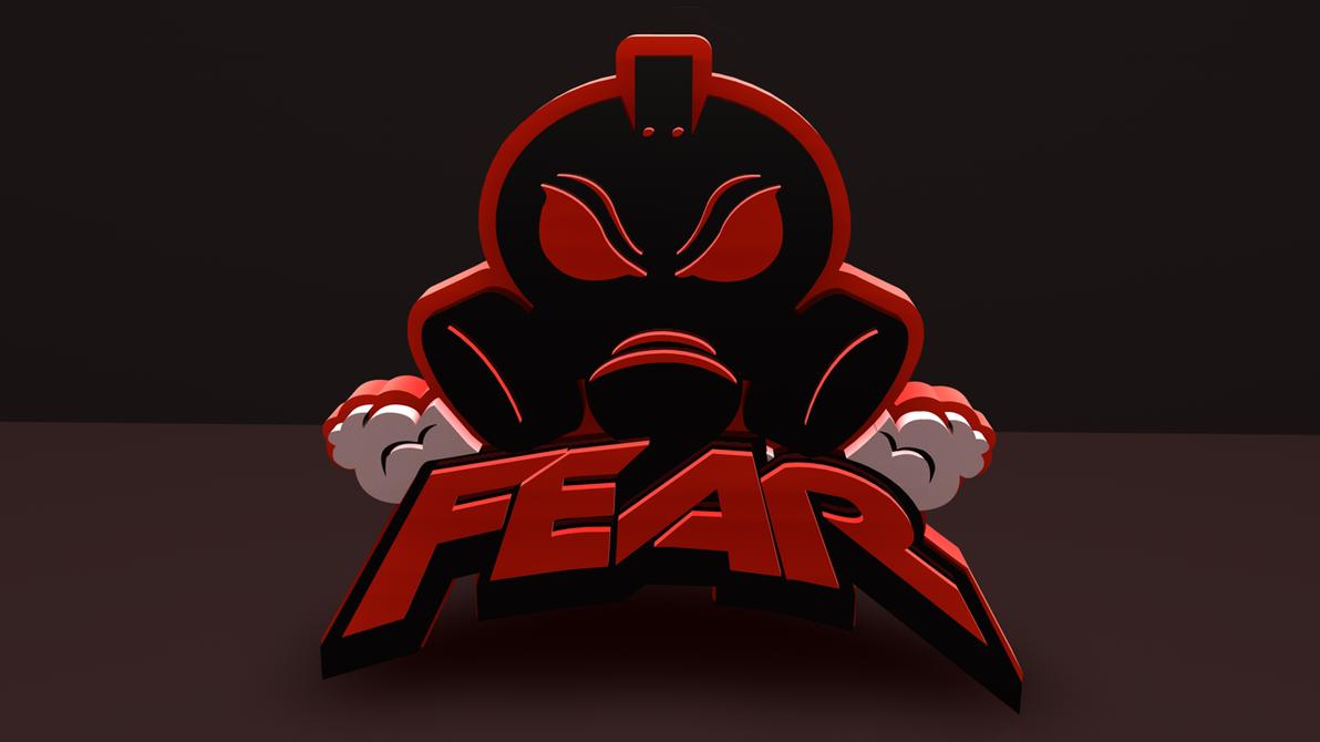 Mlg Team Logos Mlg Pro Team Fear 3d Logo by