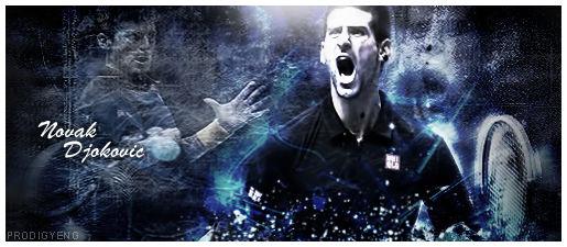 Novak Djokovic Sig