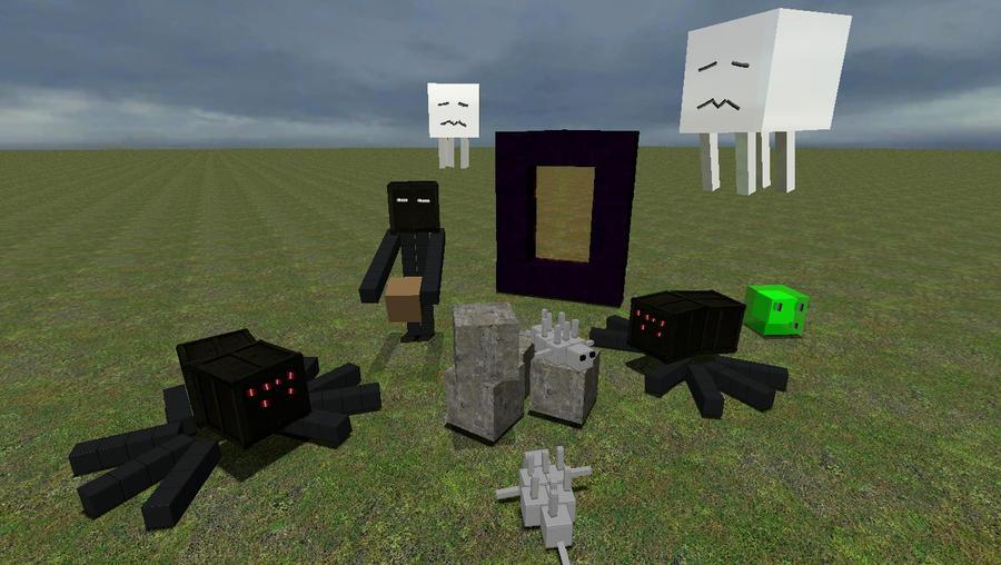 minecraft more creatures
