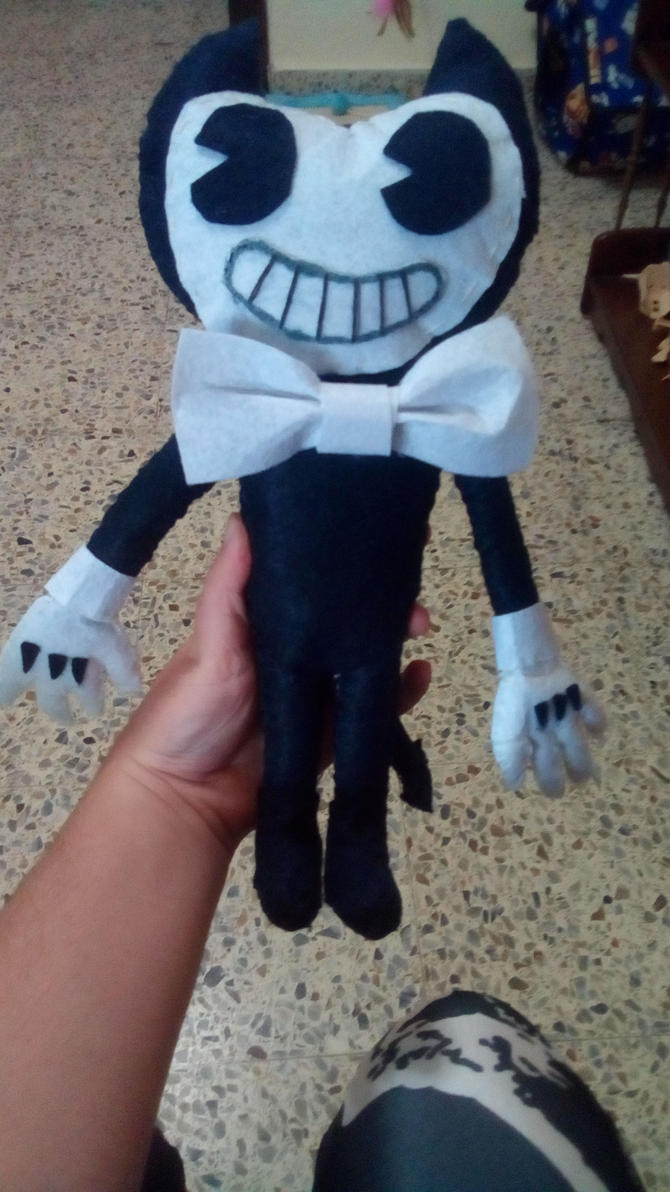 how to make a bendy plush
