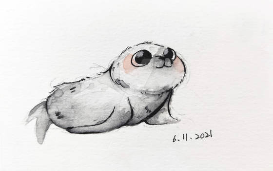 Water color seal