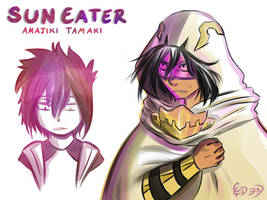 Sun Eater by Clori-Eden