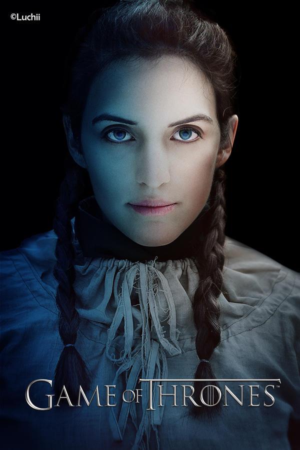 Game Of Thrones - Arya Stark by luchia-28