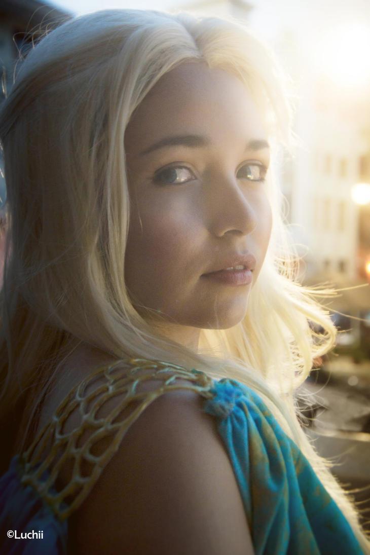 Game Of Thrones - Daenerys Targaryen 3 by luchia-28